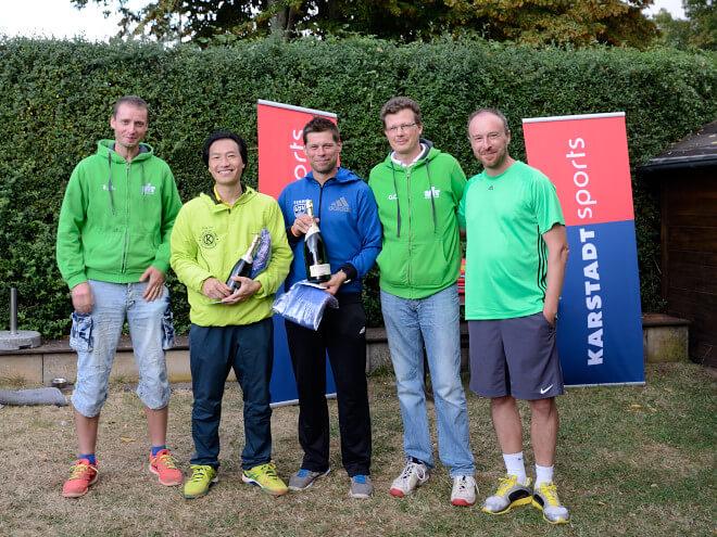 Sieger des VfR KARSTADTsports Tennis Cup