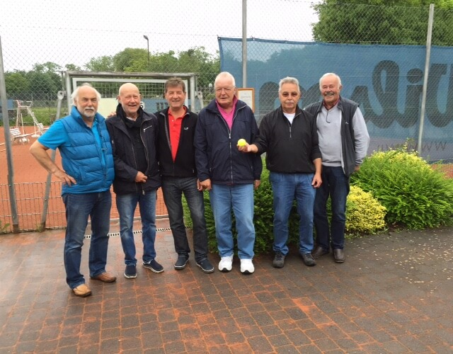 Herren 65 Tennis VfR Wiesbaden e.V.