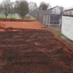Tennisplatzsanierung 1