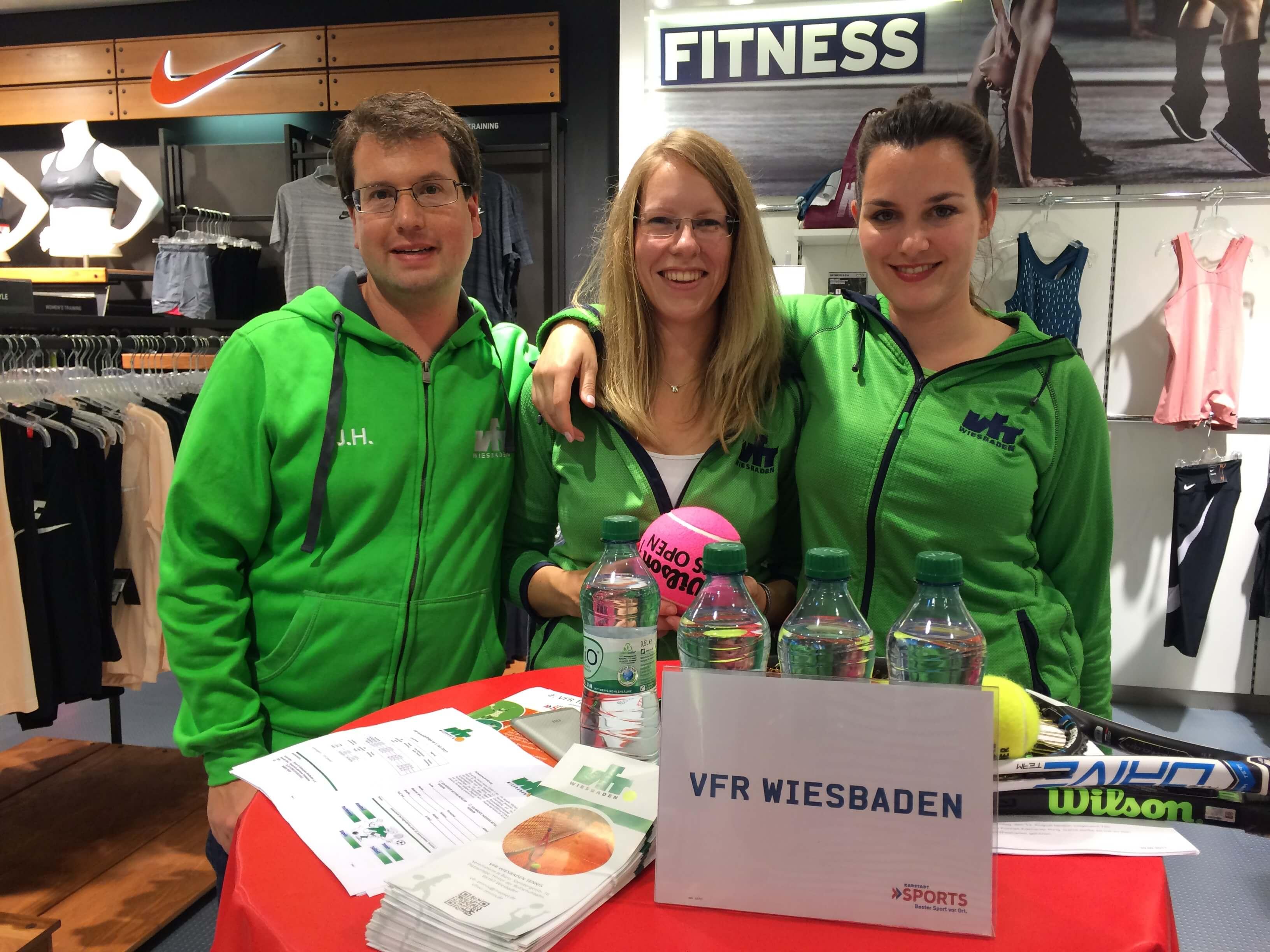 KarstadtSportsnight Team