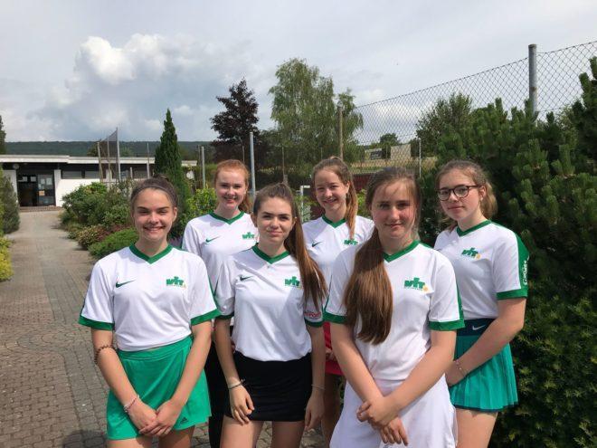 Jugend Mädchen U14 2018