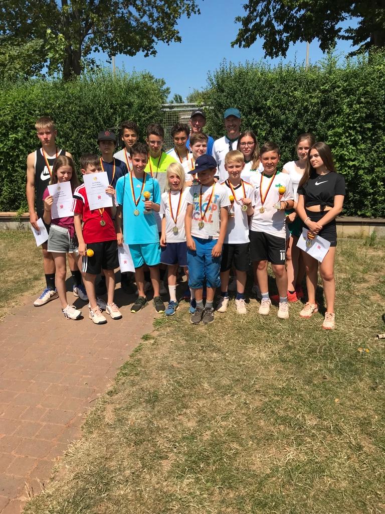 Tenniscamp I 2018