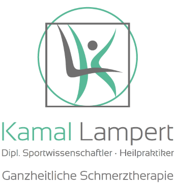 Logo Schmerztherapie Kamal Lampert