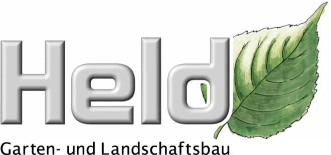 Logo Gartenbau Held