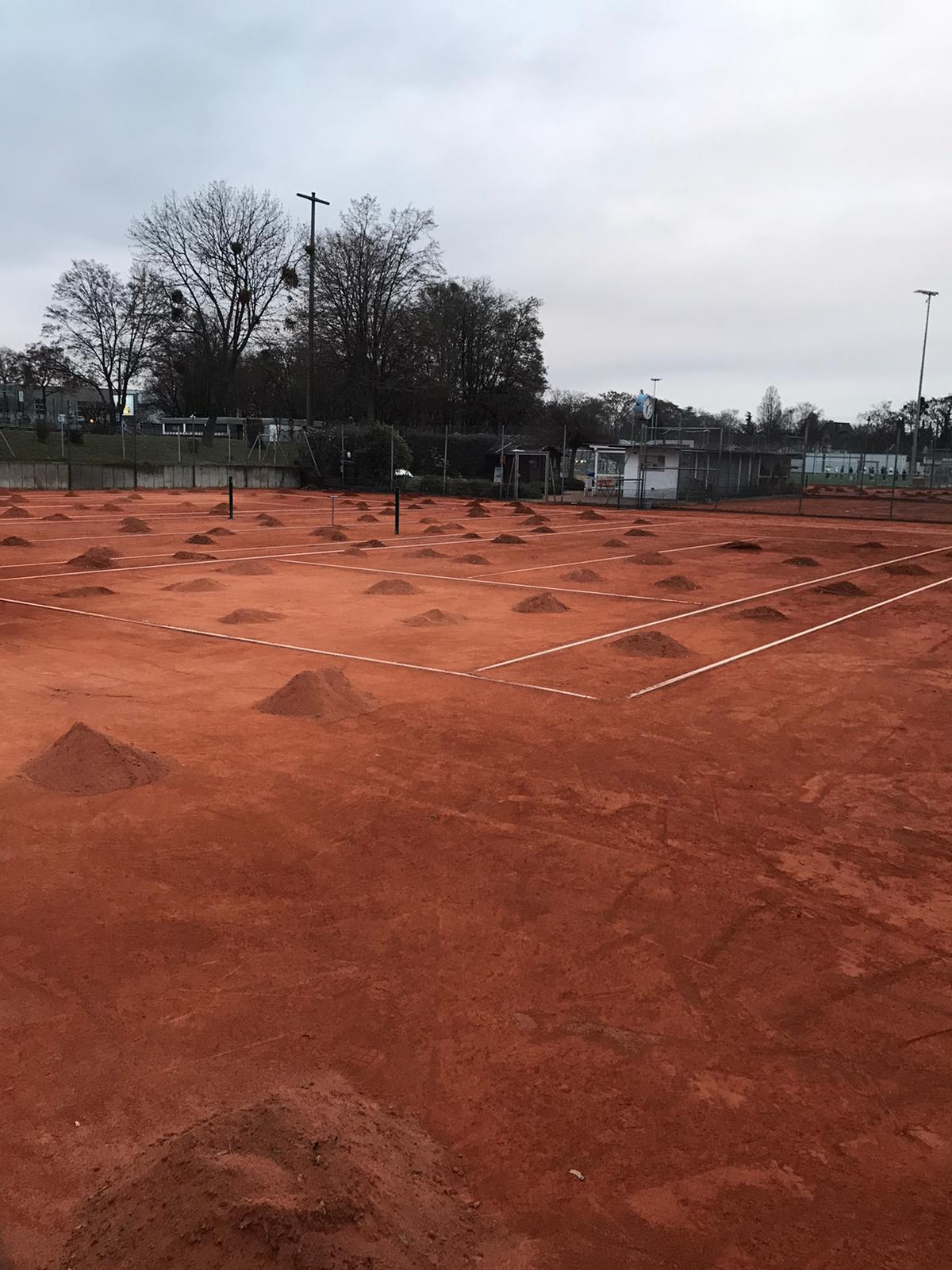 Tennisplätze 2021